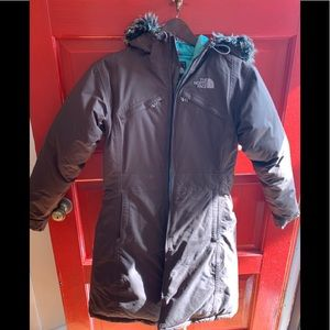 🆕❤️North Face Women's Down Parka Size XS